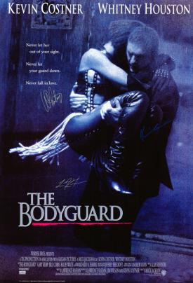 The Bodyguard - Movie Poster