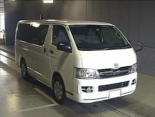 16020PT02 2010 Toyota Hiace DX Long GL Package