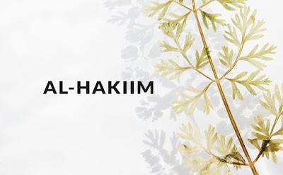Mengenal Nama Allah (Al-Hakim)