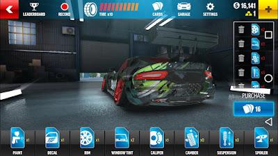 لعبة  Drift Max Pro كاملة للأندرويد، لعبة Drift Max Pro مكركة