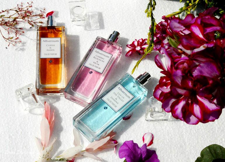 Allverne Wody perfumowane dla kobiet Allvernum Grasse Collection