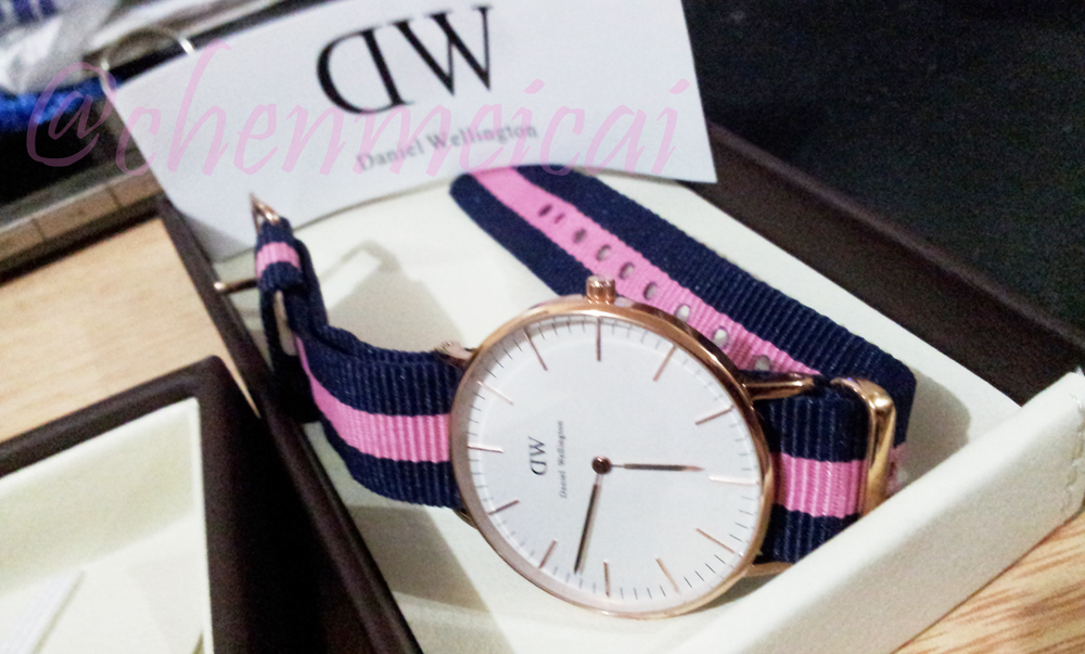 0f8f6ef87729 My Daniel Wellington Classic Winchester Lady Watch Review