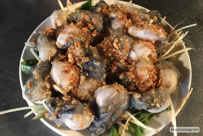 [餐廳]台北萬華區 廣州街夜市香脆蚵仔煎-少見的脆皮蚵仔煎!