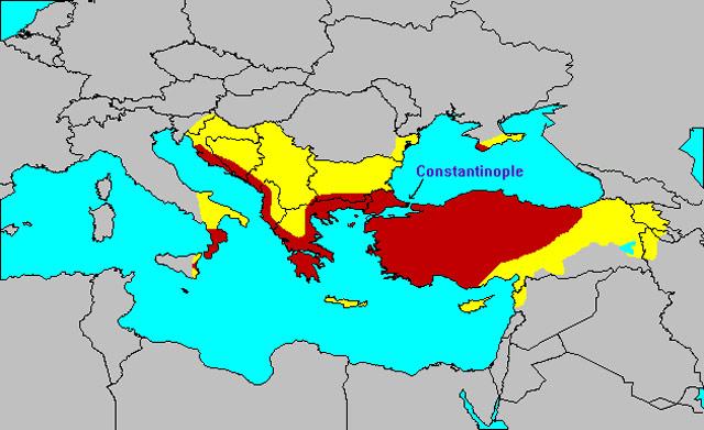 Basil II territorial expansion byzantium.filminspector.com