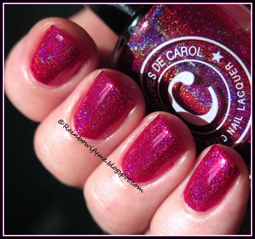 Colores de Carol ~ Beso