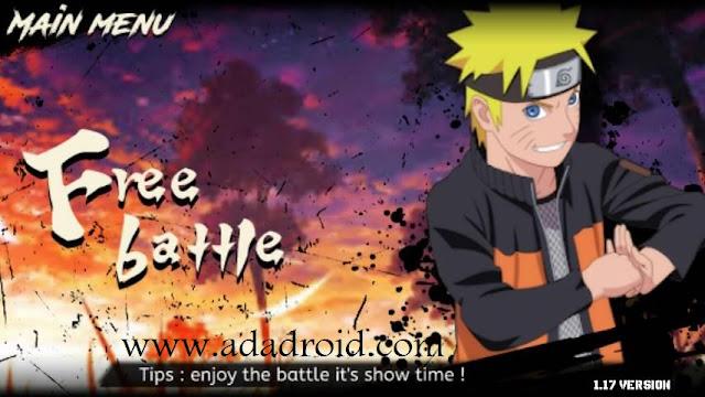 Naruto Senki Storm Legacy Mod Apk