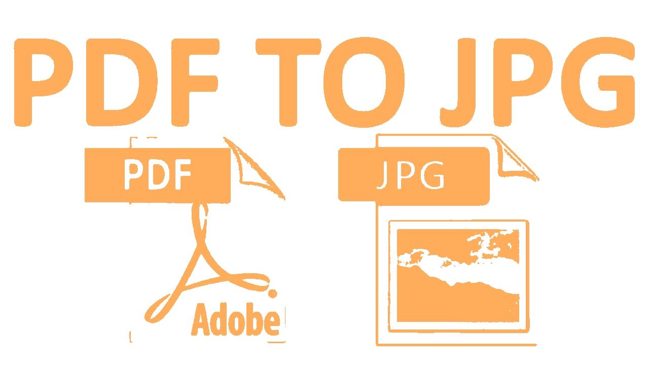 طريقة تحويل الكتب الالكترونية PDF إلى صورة JPG بدون برامج