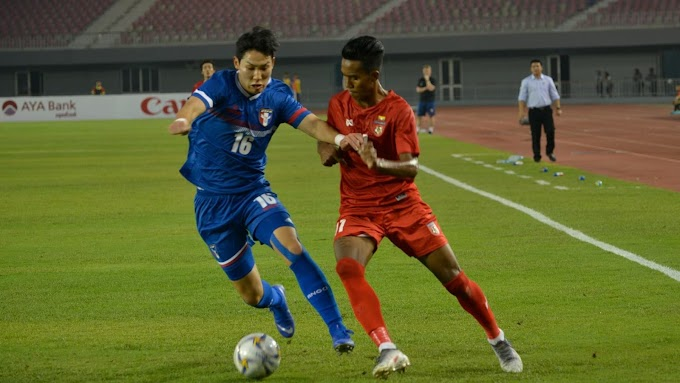 Taiwan return to action next week against Nepal