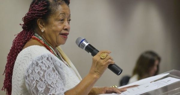 Renuncia la ministra de derechos humanos de Brasil