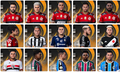 PES 2021 BMPES 2021 Extracted Facepack