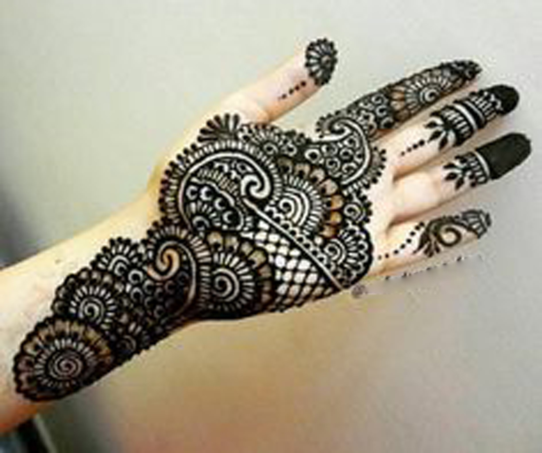 Latest Mehndi Design 2018 Easy And Beautiful Latest Mehndi Designs