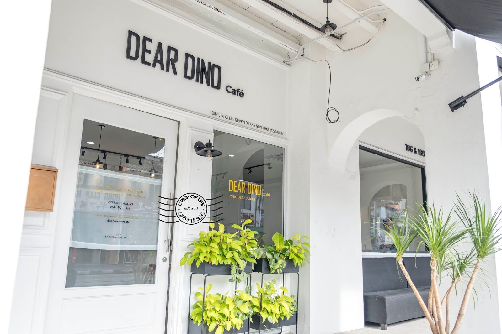 Dear Dino Cafe @ Penang Road, Georgetown, Penang