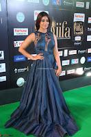 Shriya Saran having fun in a lovely fit gown at IIFA Utsavam Awards 2017  Day 2 at  09.JPG