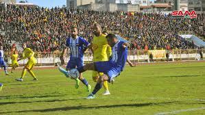 بث مباشر مباراة تشرين والفتوة اليوم 13-7-2020 الدوري السوري