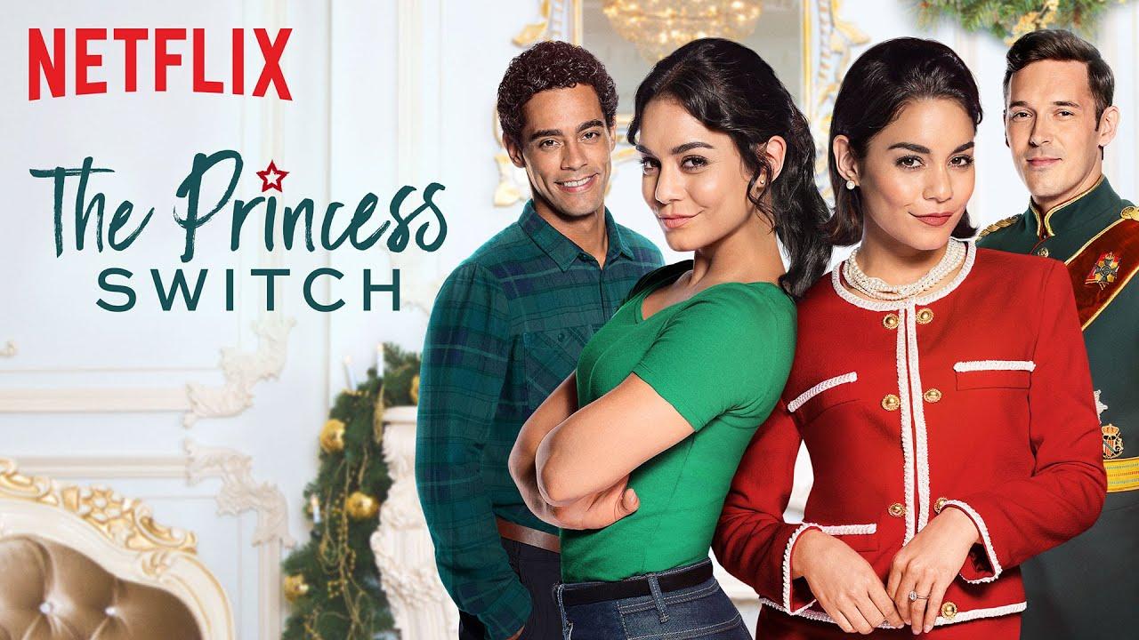 Dönüşü Olmayan Orman Film Yorumu The Princess Switch Netflix