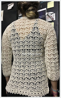 free crochet shelled top pattern, free crochet top pattern