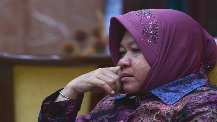 Banyak Diremehkan Netizen, Risma: Saya Pamit, Tak Ada Gunanya Saya Bangun Surabaya Bagus-bagus!