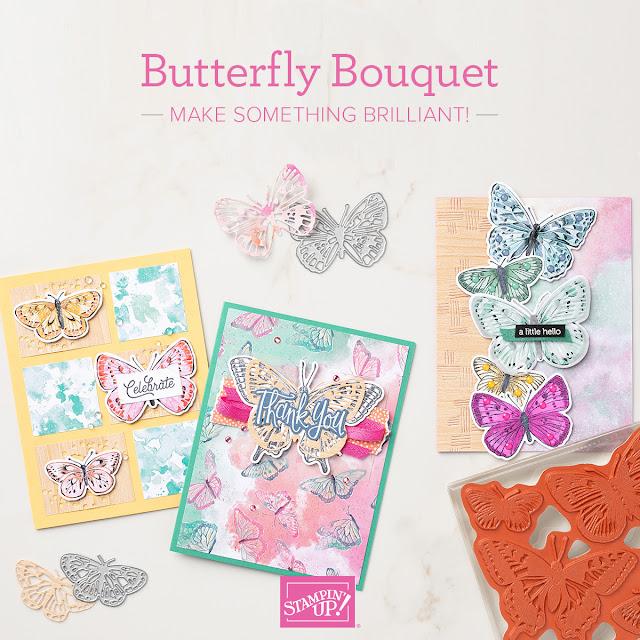 butterfly bouquet promo
