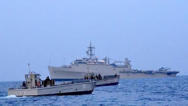 Indian Navy Aims at PLA Navy