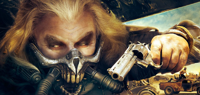 Hugh Keays-Byrne îl interpretează pe Immortan Joe în Mad Max: Fury Road