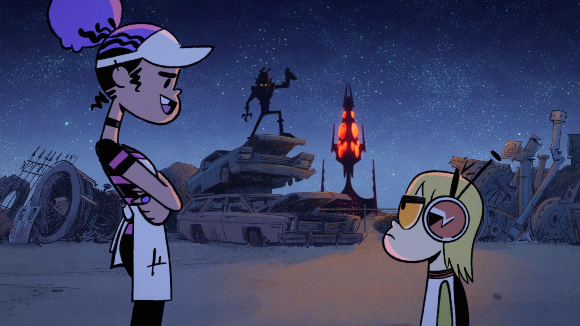 Kid Cosmic (2021) Temporada 1 1080p WEB-DL Latino