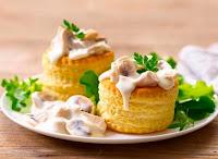 Vol Au Vent de Boulangerie Cocu