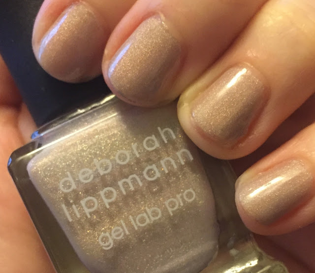 Deborah Lippmann, Deborah Lippmann Gel Lab Pro, Deborah Lippmann Dirty Little Secret, Deborah Lippmann Spring 2016 Afternoon Delight Collection, nails, nail polish, nail lacquer, nail varnish, manicure, #ManiMonday