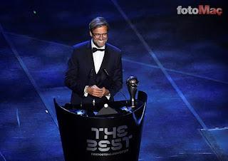 2019 fifa yılın futbol ödülleri, yılın futbolcusu messi, yılın teknik direktörü jurgen kloop, yılın kalecisi baccer, yılın kadın furbolcusu, 2019 yılın onbiri