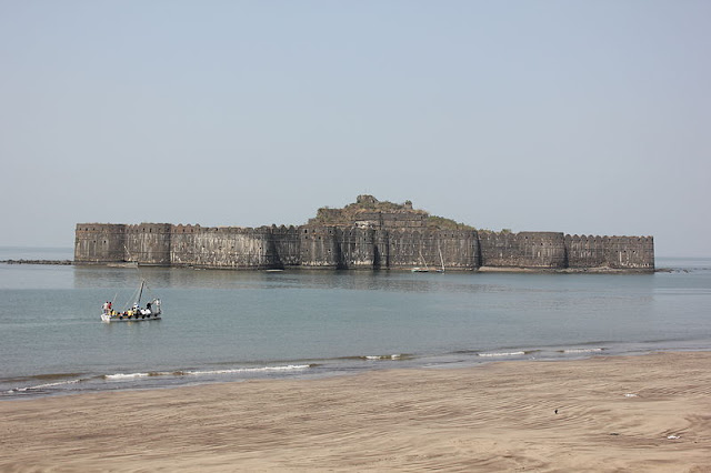 Murud janjira fort image photo