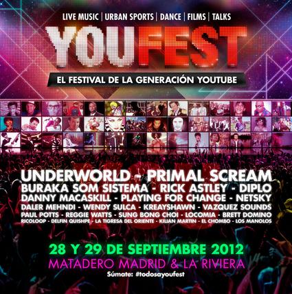 Conciertos y festivales en verano en Madrid