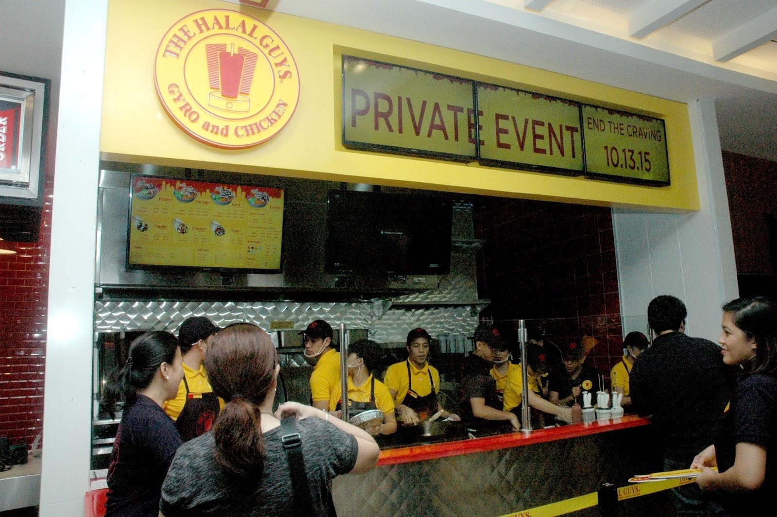 Big Halal Restaurants In London