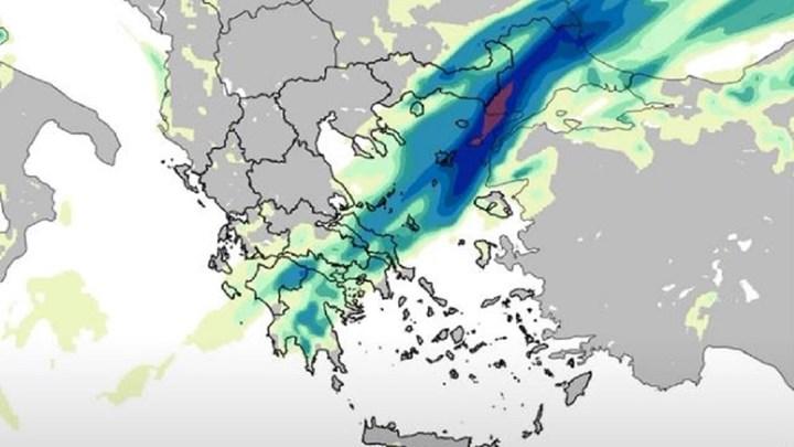 Κακοκαιρία: Έρχονται καταιγίδες και λασποβροχές - Σε ποιες περιοχές θα χιονίσει