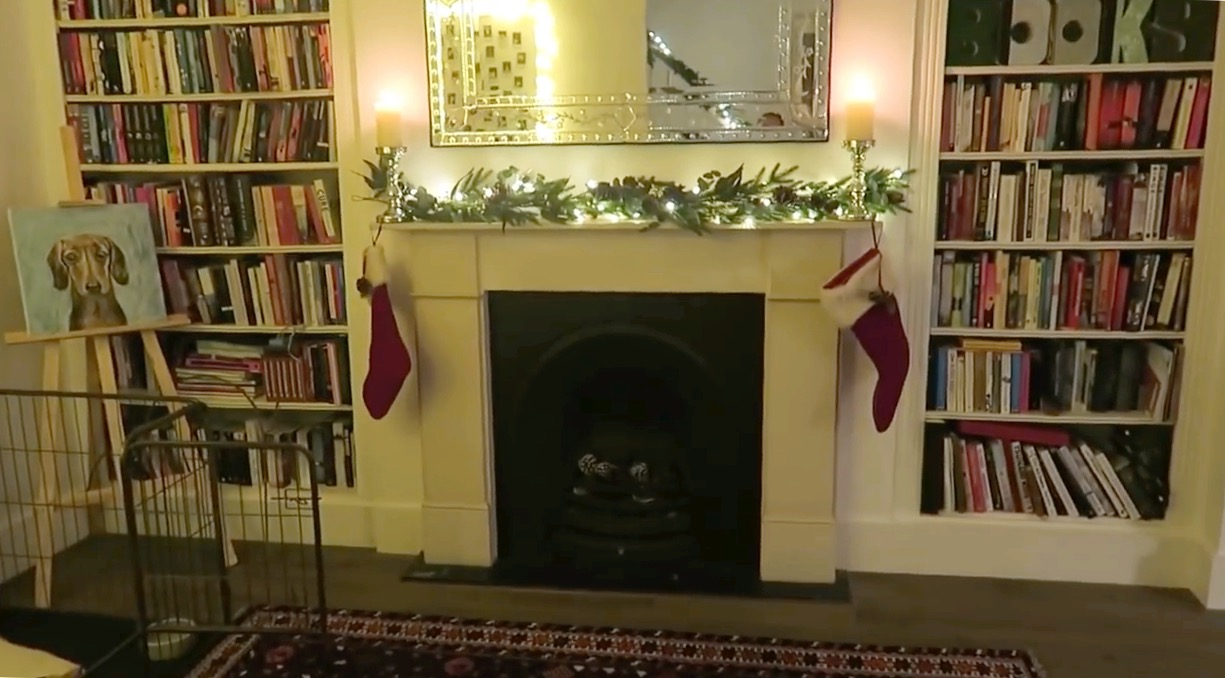 tanya burr and jim chapman house tour home