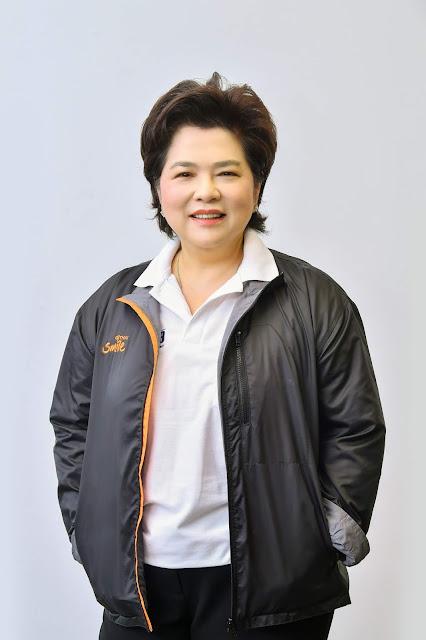 ประกาศแต่งตั้ง นางชาริตา ลีลายุทธ เป็นซีอีโอ สายการบินไทยสมายล์