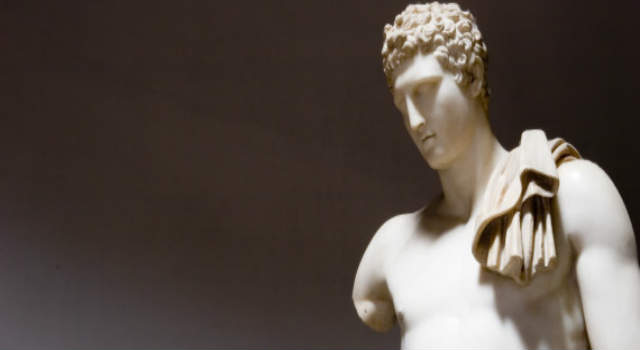 Ancient Greece: Now you can learn how Greco-Roman statue look like