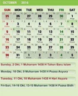 Puasa Asyura tanggal 9 atau 10 Muharram atau kapan?