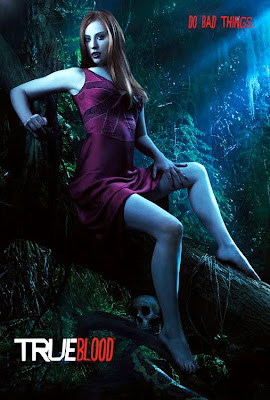 Poster True Blood - Jessica