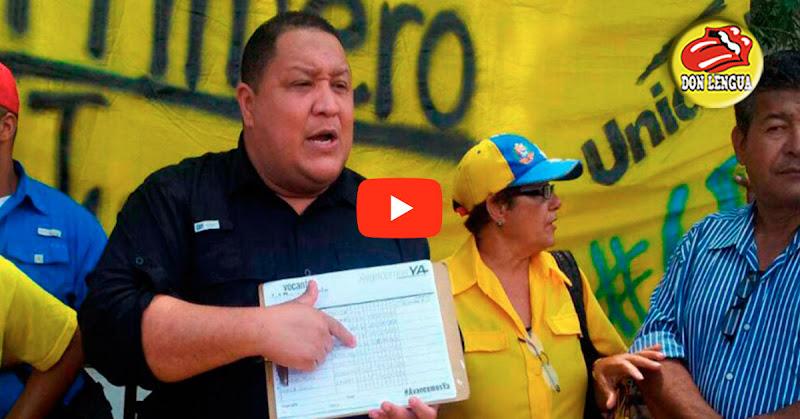 José Brito de Primero Justicia insultó en un audio a María Corina Machado