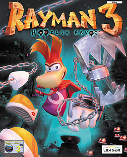 Game PC Rayman 3 Hoodlum Havoc