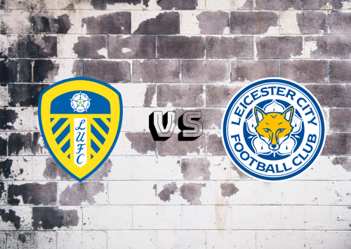 Leeds United vs Leicester City  Resumen