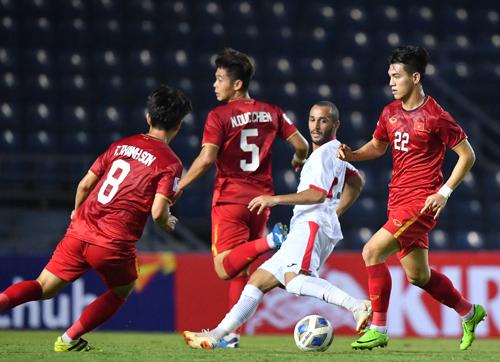 """UAE và Jordan có thể """"bắt tay"""" loại U23 Việt Nam 4"""