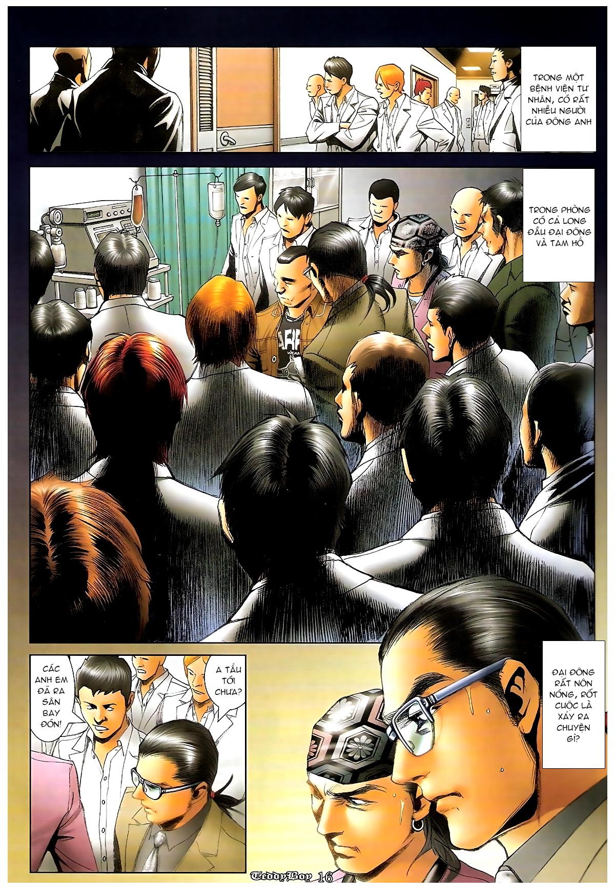 Người Trong Giang Hồ - Chapter 1240: Hàn Tân trở về - Pic 15
