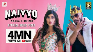 Naiyyo Lyrics Raftaar and Akasa Singh