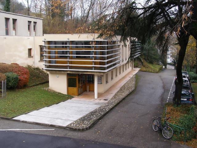 Centre diocésain de formations, Maison Saint Antoine