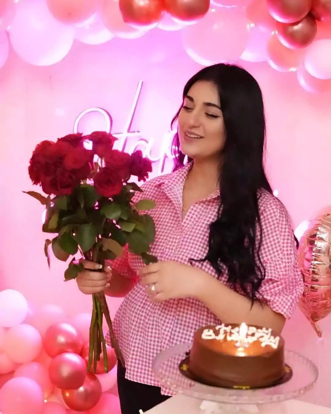 Sarah Khan Looks so Fat in her Recent Pictures