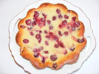 Clafoutis recipe,