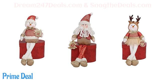 65% OFF Santa Claus Soft Plush
