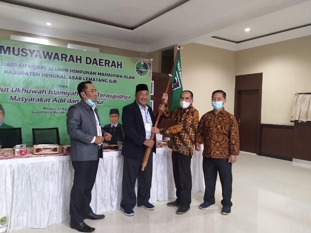Aklamasi, Effendi Nahkodai MD KAHMI Kabupaten PALI