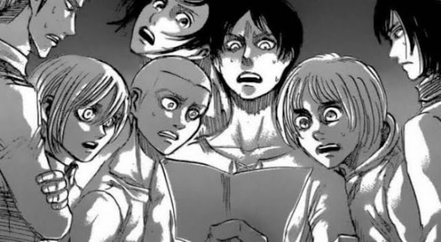 Manga Attack on Titan Chapter 124, Tanggal Rilis & Spoiler