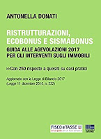 Ristrutturazioni, ecobonus e sismabonus: Guida alle agevolazioni 2017 per gli interventi sugli immobili